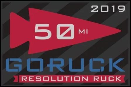 GORUCK-Resolution-Ruck-2019-Patch